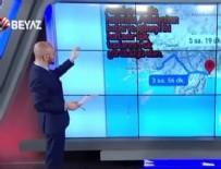 NE VAR NE YOK - Erkan Trükten önce Bingöl ardından da Muğla depremini bildi