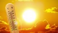 ÜNİVERSİTE HASTANESİ - Uzmanlar uyardı: Afrika sıcakları geliyor