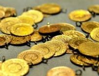 ÇEYREK ALTIN - Altın fiyatları dibi gördü!