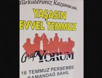 AÇLIK GREVİ - Grup Yorum'dan korsan konser provokasyonu!