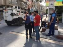 Mardin'de Maskesiz Dolaşanlara Para Cezası