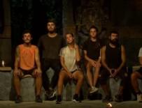 YUNUS EMRE - Survivor'da yeni takımlar belli oldu!