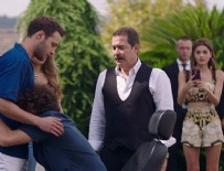 MİNE TUGAY - Zalim İstanbul dizisinde tedbirli set!