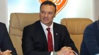 ALPAY ÖZALAN - AK Parti'de değişiklik! Alpay Özalan'a yeni görev