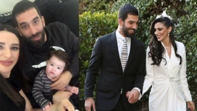 Ardan Turan ve eşi Aslıhan Doğan Turan'ın ikinci bebek sevinci! Hamza Arda'nın kardeşinin adı bakın ne oldu...