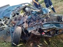 Kayseri'de Trafik Kazası Açıklaması 2 Ölü