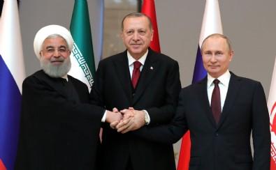 Üç liderden kritik zirve!