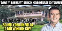 BELEDİYE BAŞKAN YARDIMCISI - CHP'li başkan Rıza Akpolat'tan 'lüks' dönüşüm