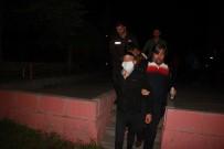 Hırsızlıktan Tutuklanan Zanlı Annesine 'Hakkını Helal Et' Diye Seslendi