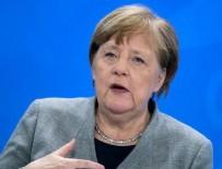 AVUSTURYA - Merkel'den ırkçılık özeleştirisi!