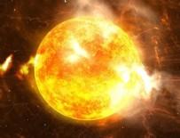 HAVA KUVVETLERİ - NASA'nın Güneş'teki keşfi dehşete düşürdü