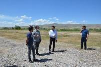 Gülşehir Belediye Başkan Çiftci Sadabad Parkında İncelemelerde Bulundu