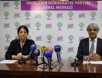 MITHAT SANCAR - HDP'den CHP'ye çağrı