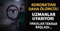 ERCIYES ÜNIVERSITESI - Uzmanlar uyardı! Koronadan daha ölümcül...
