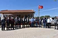 İnönü Kümbet Yeniköy'e Yangın Söndürme Tankeri Teslim Edildi