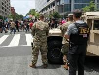 POLİS ŞİDDETİ - ABD'lileri korku sardı! Ülke kontrolden çıktı!