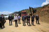 Demirci'de Yılların Sorunları Büyükşehirle Çözüme Kavuşuyor