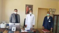 HAK-İŞ'ten Niğde'deki Pandemi Hastanesi Çalışanlarına Ziyaret
