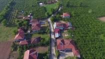 Düzce'de Bir Köye Giriş Ve Çıkışlar Kontrollü Sağlanacak