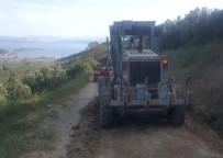 Erdek'te Oduncu Yolu Onarıldı