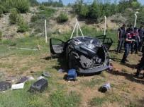 Kastamonu'da Otomobil Takla Attı Açıklaması 5 Yaralı