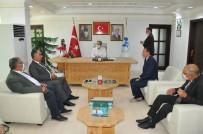 MHP'den Başkan Akkaya'ya Ziyaret