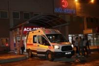 Nevşehir'de İşçi Servisi İle Otomobil Çarpıştı Açıklaması  9 Yaralı