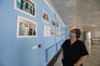 FARKıNDALıK - O fotoğraflar hastane duvarlarında!