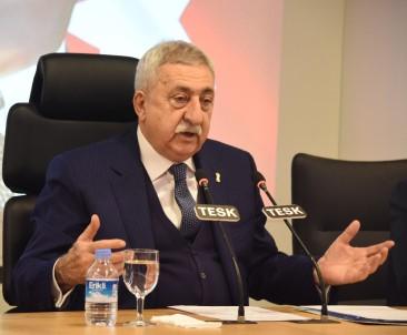 TESK Başkanı Palandöken Açıklaması 'Düğünler Ekonomiyi Canlandıracak'