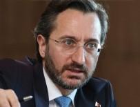 HUKUK DEVLETİ - İletişim Başkanı Fahrettin Altun'dan çok sert tepki!