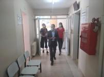 Çilimli Toplum Sağlığı Merkezine Moral Ziyareti
