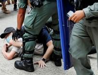 İNGILIZLER - Şehir yine karıştı! 300'den fazla gözaltı!