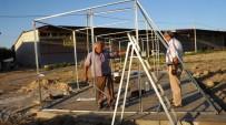 Tarımsal Kalkınma Kooperatifine Sera Bağışı