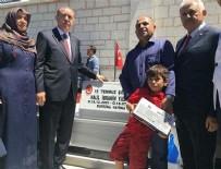 EDIRNEKAPı - 15 Temmuz şehidi Halil İbrahim'in babasından duygulandıran sözler...