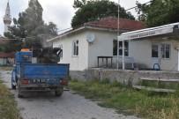 İnönü'de Sinek Ve Haşerelere Karşı İlaçlama Çalışmaları