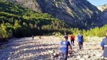 Kastamonu'da Valla Kanyonu'nda Yaralanan Bir Kişi İçin Kurtarma Çalışması Başlatıldı