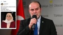 İYİ PARTİ - Semiha Yıldırım'a hakaret eden İYİ Partili Levent Özeren gözaltına alındı