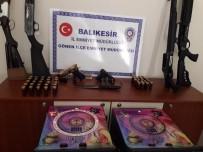 Gönen'de Silah Operasyonları