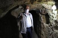 Yerin 8 Kat Altına İndi Tüm Dünyayı Kapadokya'ya Davet Etti