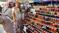 Bozcaada 40 Çeşit Organik Reçeli İle Vazgeçilmez Bir Tat Sunuyor
