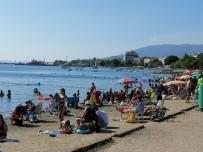 Erdek'e Hafta Sonu Tatilci Akını