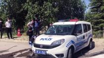 Eskişehir'de Polis Aracı Devrildi Açıklaması 2 Yaralı