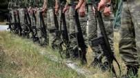 PIYADE - Askerlerin koronavirüs testi pozitif çıktı