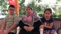 Çocuklarını Annelerine Emanet Edip Şehit Olmaya Gitmiş