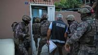 UYUŞTURUCU OPERASYONU - İstanbul'da uyuşturucu operasyonu: 75 gözaltı