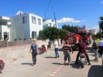 Çanakkale'de Ev Yangını Açıklaması 1 Ağır 2 Yaralı
