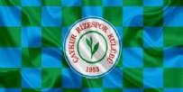 ÇAYKUR RİZESPOR - Çaykur Rizespor'da o isim istifa etti!