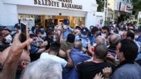 BAKIRKÖY BELEDİYESİ - CHP'li belediyeye esnaf tepki gösterdi!