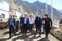 İçişleri Bakanı Süleyman Soylu Açıklaması '15 Dakikada 175 Kilogramlık Bir Yağmur'