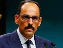 İBRAHİM KALIN - Cumhurbaşkanlığı Sözcüsü İbrahim Kalın'dan NATO'ya 15 Temmuz tepkisi